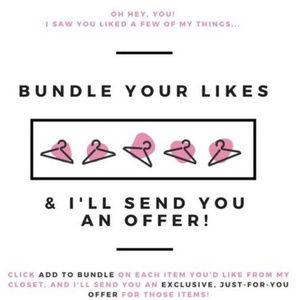 Bundle the likes!